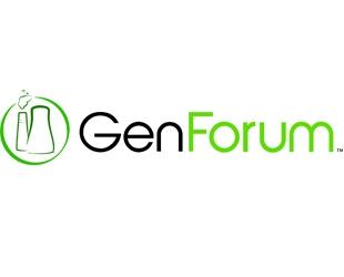 Genforum logo