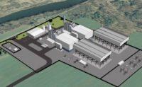 Panda Liberty natural gas-fired power plant in Pennsylvania