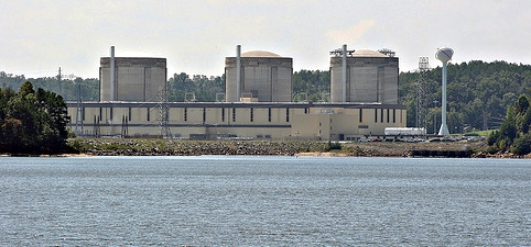 Duke Energy's Oconee nuclear power plant