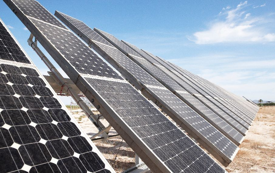 Google $12 million investment Jasper Power Project solar South Africa
