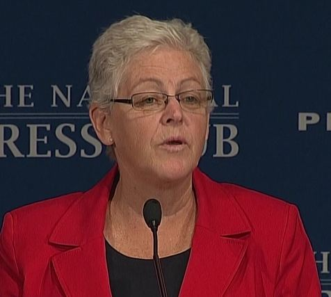 Environmental Protection Agency EPA shut down stopgap funding government Congress Gina McCarthy