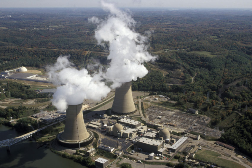 Beaver Valley nuclear unit taken offline for scheduled refueling, maintenance outage