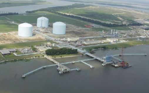 Cove Point LNG Maryland