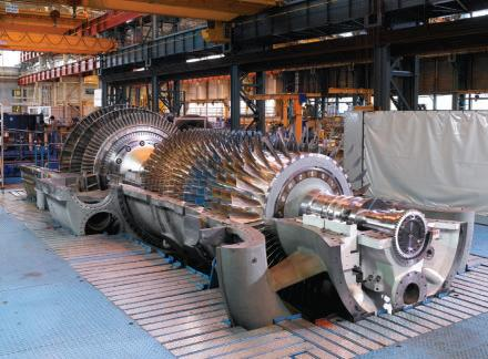 Ge Gas Turbines To Provide Electric Power For Iraq