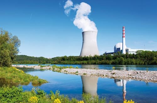 Ge Hitachi To Equip Swiss Nuclear Power Plant Electric