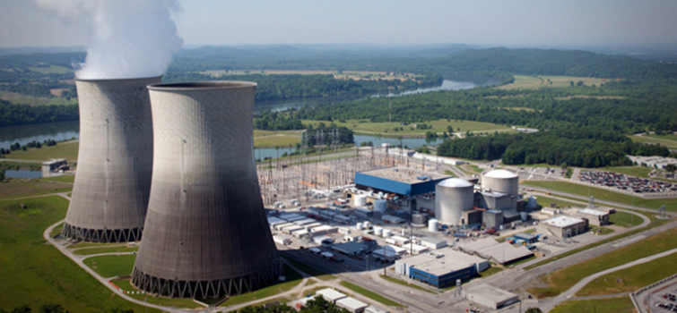 Breeder Nuclear Reactor in