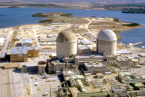 Comanche Peak Nuclear Reactor Trips Offline Before Planned Outage
