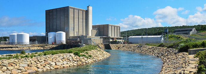 Pilgrim nuclear power plant to shut down by 2019 Entergy Massachusetts