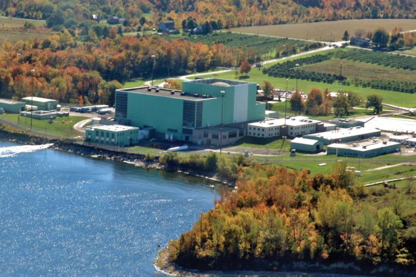 Refueling Outage Underway at Ginna Nuclear Plant