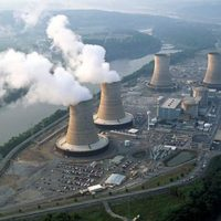 Small Fire Extinguished at TMI Nuclear Power Plant