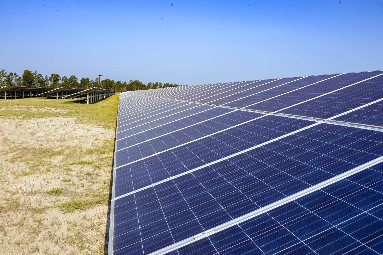 military base solar energy