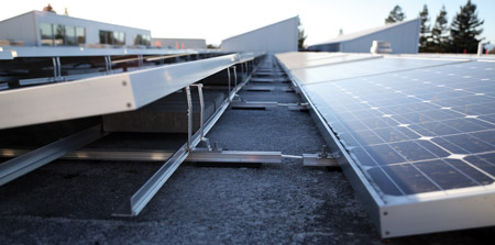 Ensuring Your Solar Array Doesn T Get Caught In The Wind Renewable Energy World