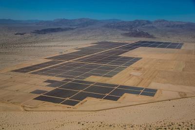 Desert Sunlight Solar Energy Center