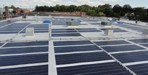 Baltimore Ravens onsite solar power project Constellation