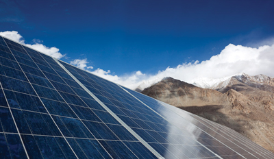 Black & Veatch monitoring solar photovoltaic PV power plants operations and maintenance O&M