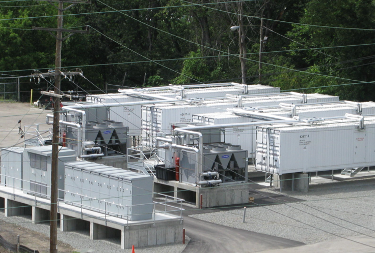 Video Battery Energy Storage Systems To Be Installed At