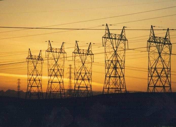 Second Texas Oklahoma 345 Kv Transmission Project Done