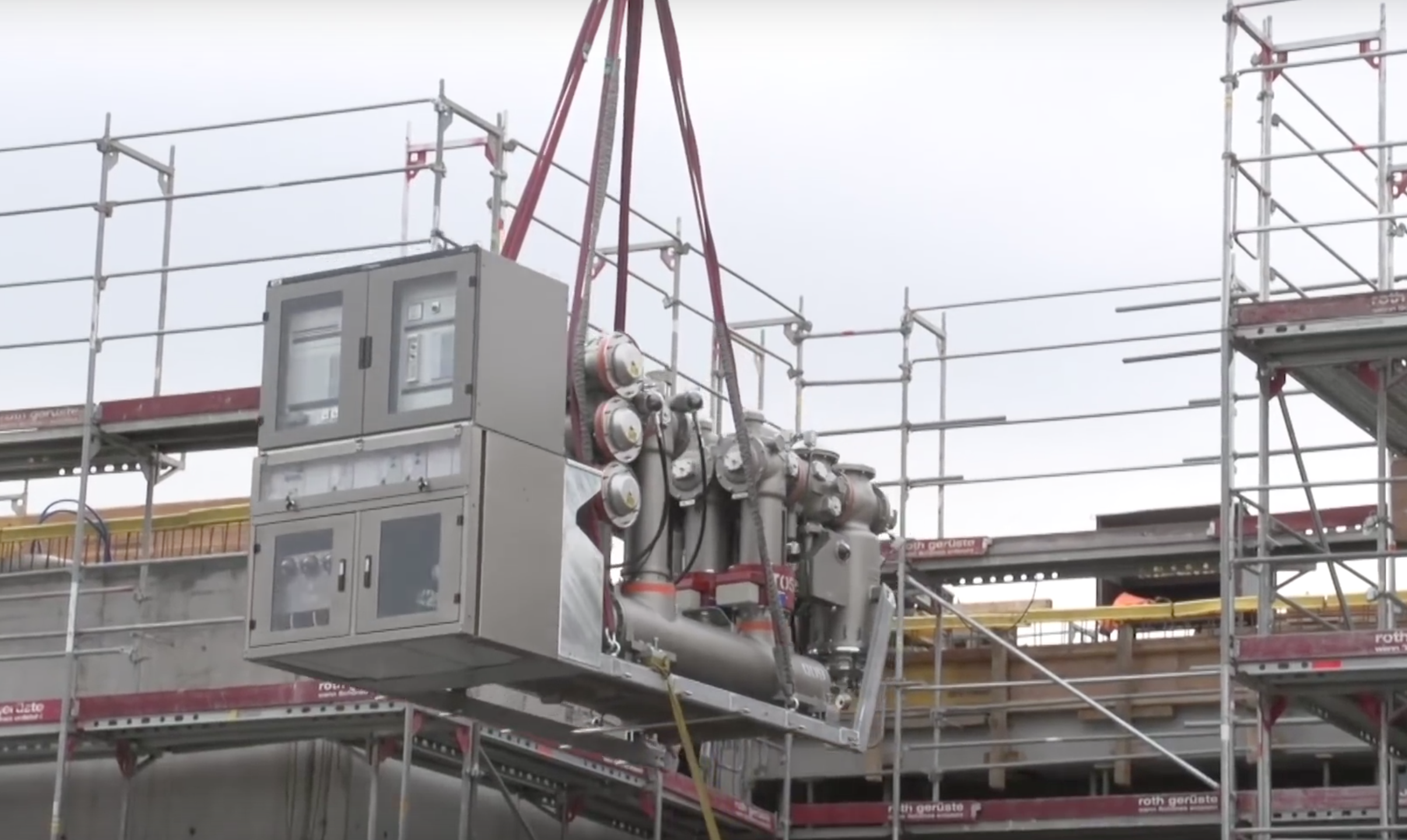 VIDEO: ABB to strengthen power transmission grid in New