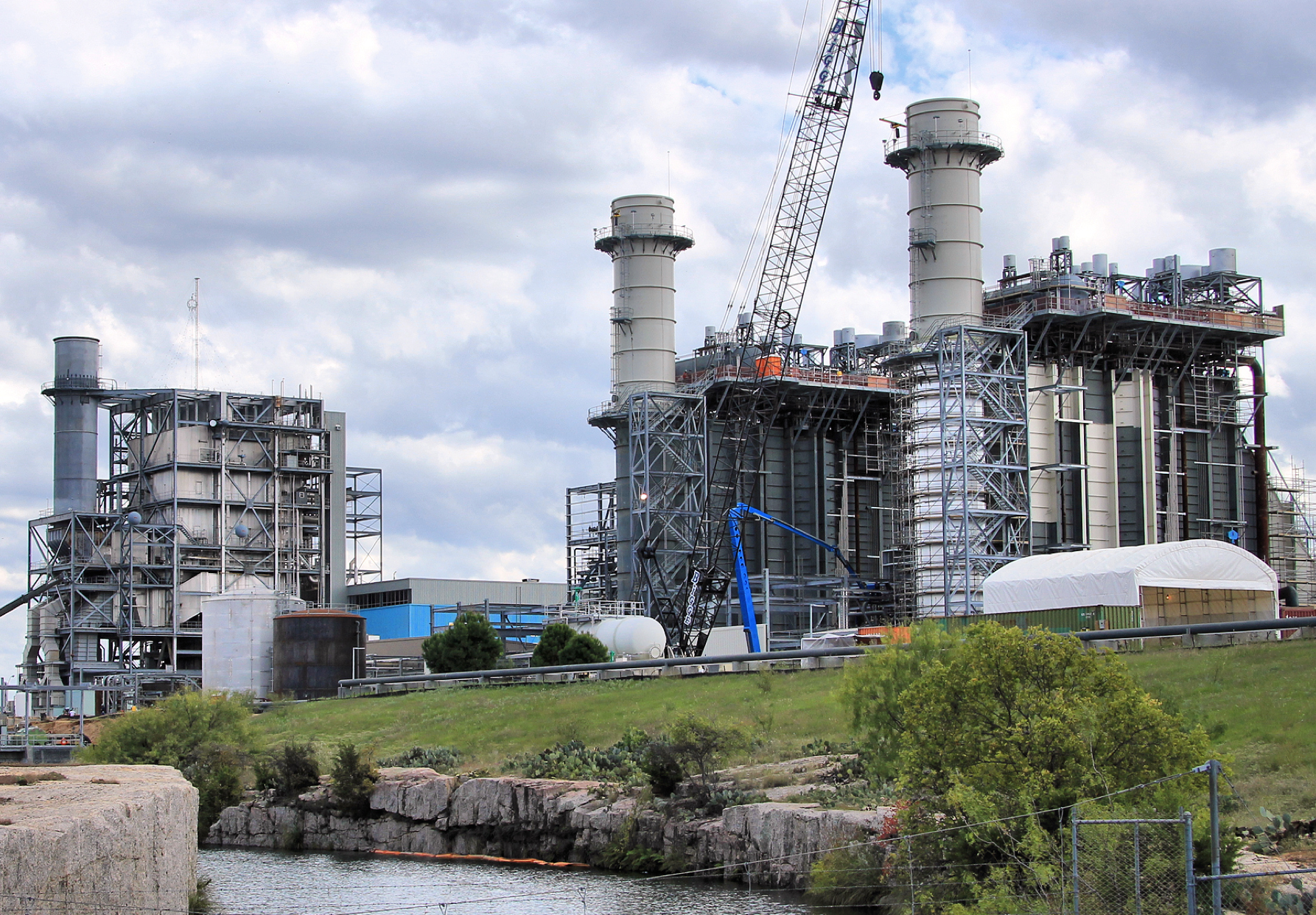 Natural gas plant buildout disrupts PJM power market Electric