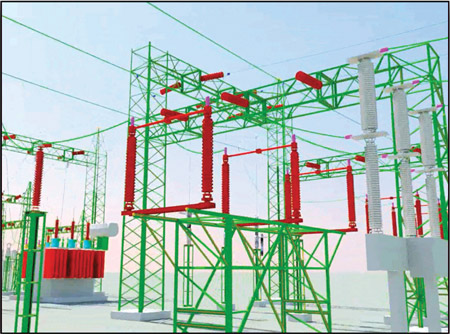 Case study epc company designs substations 40 percent for Substation design