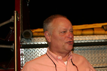 Skip Coleman: Firefighting Roundtable