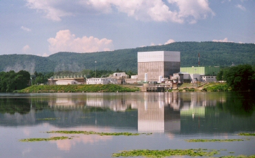Lawsuit settled between Entergy Green Mountain Power Vermont Yankee cooling tower failures collapse