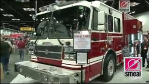 Smeal Fire Apparatus at FDIC 2014