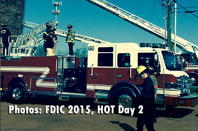 Hands-On-Training Day 2 at FDIC 2015