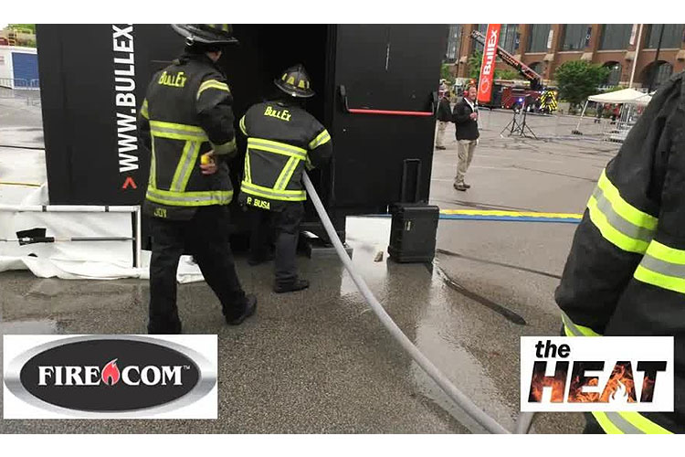 Fire Com at FDIC International 2017