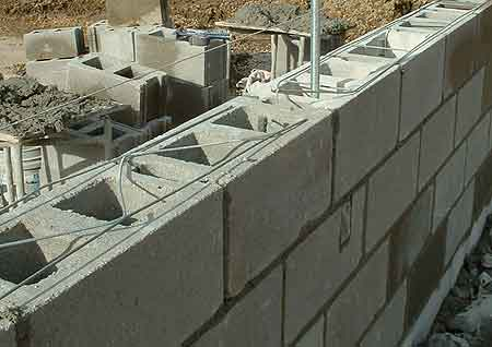 Construction Concerns Reinforced Masonry Fire Engineering