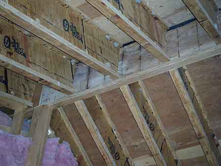 I-Joists Used as Rafters