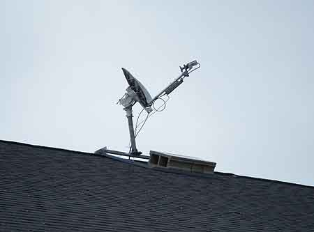 Construction Concerns for Firefighters: Rooftop Antennas