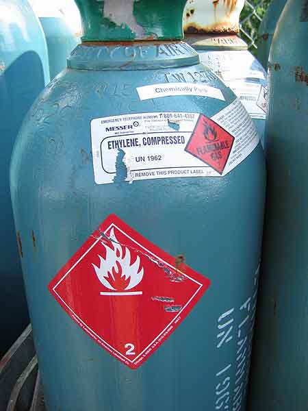 List of Flammable Gases eHow