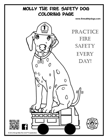 busy firefighter coloring pages | New Coloring Page! - Fire Engineering