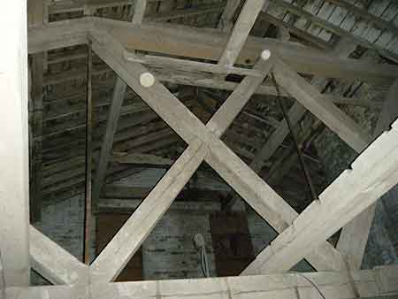 Construction Concerns for Firefighters: Trusses