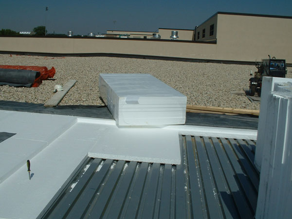 Construction Concerns Flat Roof Membranes Fire Engineering