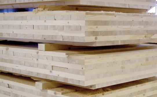 Construction Concerns for Firefighters: Cross Laminated Timber