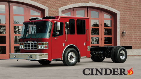 Ferrara Fire Apparatus Launches New Custom Chassis