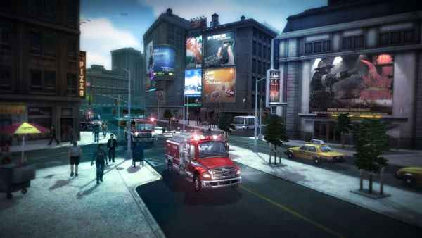 New Firefighting Video Game Set to Debut
