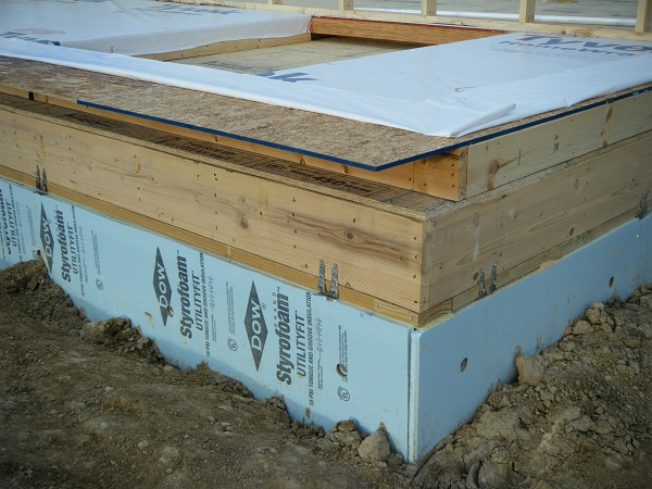 construction concerns wood framing sill plate anchors