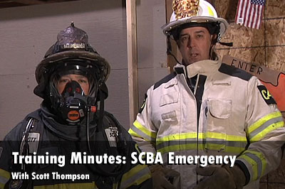 Training Minutes: SCBA Assessment