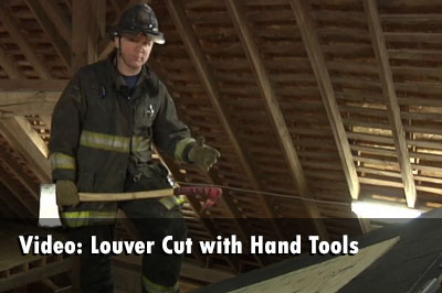Training Minutes: Louver Cut with Hand Tools