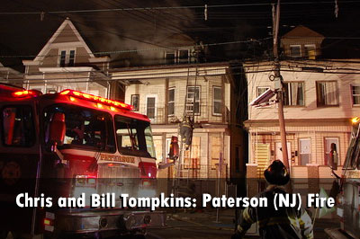 Paterson (NJ) Fire Photos