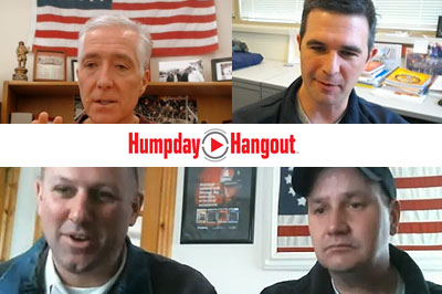 Humpday Hangout: Firefighters and Cancer
