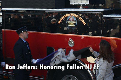 Fallen Wallington (NJ) Firefighter Remembered