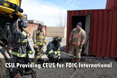 Columbia Southern University to Provide CEUs at FDIC International
