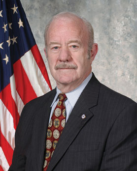 United States Deputy Fire Administrator and retired Fairfax County (VA) Chief Glenn Gaines