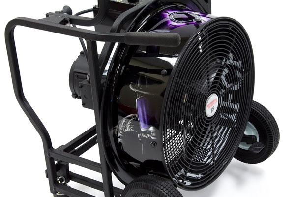 Tempest, IFCF Team Up to Fight Cancer with a Custom Power Blower Giveaway