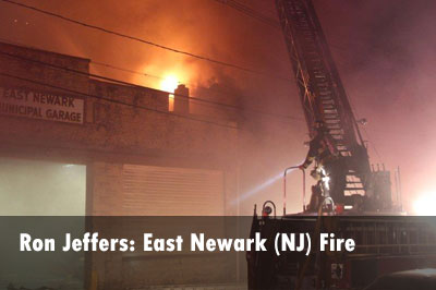 Photos: East Newark (NJ) Fire