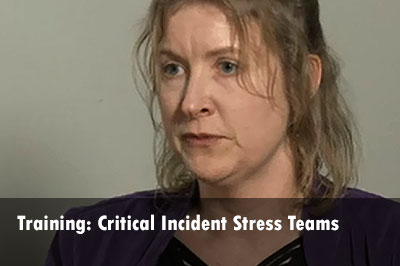 Two Free Critical Incident Stress Management Programs Available